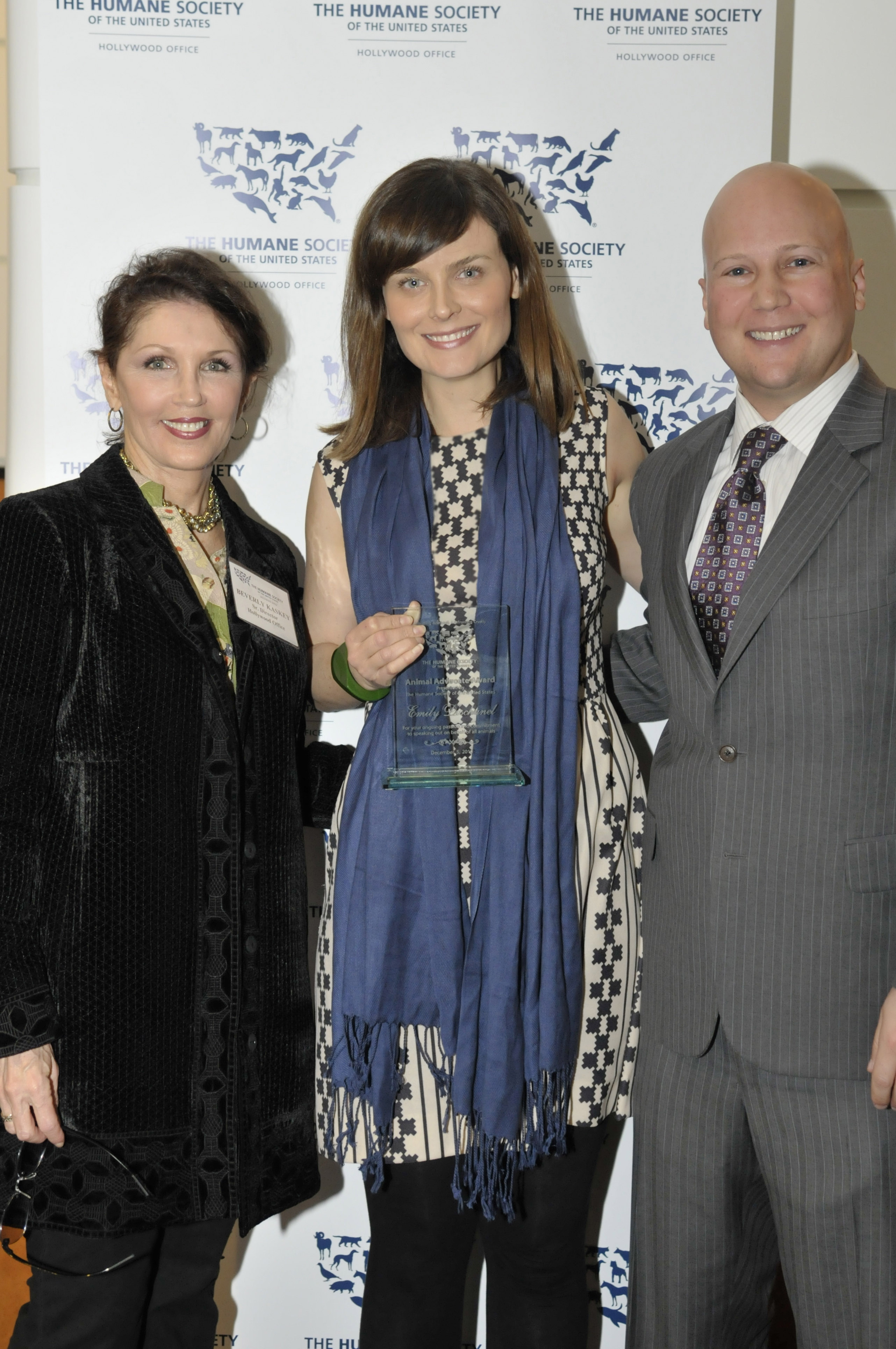 Emily Deschanel Young Emily deschanel honored by the