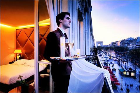 ouquet's Barriere-Hotel Fouquet's Barriere in Paris sustainable tourism destination