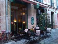 Paris Café Rive Gauche photo by Paige Donner copyright 2017