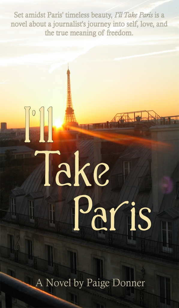 I'll Take Paris - smaller