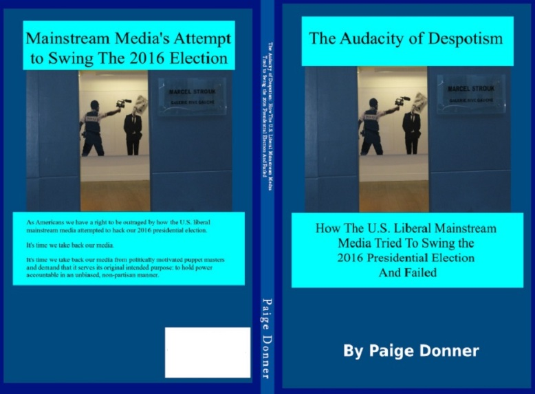 BookCoverPreview Audacity front and back